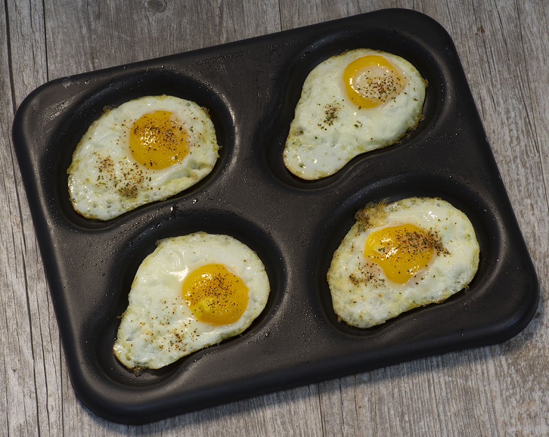 Commercial Baking And Pizza Pans Product Innovation Egg